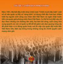 CHỦ ĐỀ 1: CHIẾN DỊCH RANCH HAND